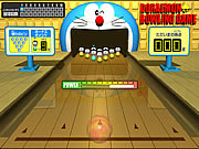 Doraemon Bowling