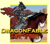 DragonFable FireSpawn