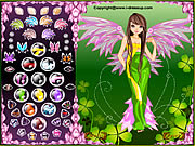 Forest Angel Dress Up
