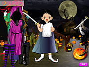 Halloween Cute Dressup