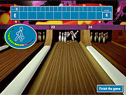 Acro Bowling