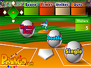 Batters Up Base Ball Math - Multiplication Edition