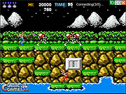 Contra World Challenge