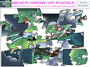 Never Grow Up Puzzle