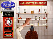 Ratatouille - Marionette Madness