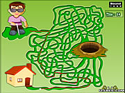 Maze Game - Game Play 2