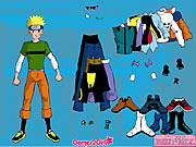 Naruto Dressup