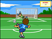 Soccer Challenge