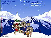 Stoneage Santa
