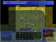 Tank Wars RTS