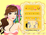 Vicky Dressup
