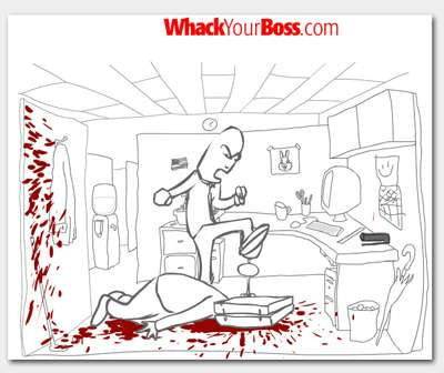 Whack Your Boss 17 Ways! (NEW)