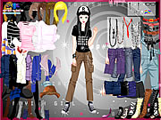 Boyish Girl Dressup