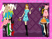 Flower Clothing DressUp