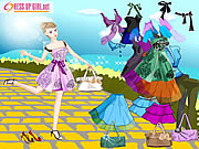 New Day Dressup