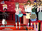 Show Stairs Dressup