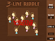 3 Line Riddle games