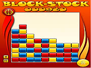 Block-Stock games