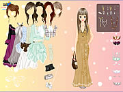 Chique Gown Dress Up games