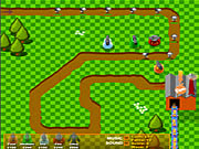 Fanta Factory Defender games