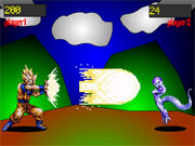 Click to Play Dragon Ball Z - Flash Dimension