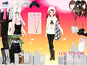 Click to Play Skyline Dress Up