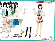 Slim and Pretty Dress Up games