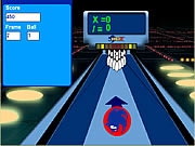 Sonic the Hedgehog - SonicX Bowling Icon