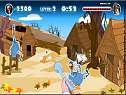 Turkey Attack Game