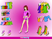 Anime Girl Dressup games