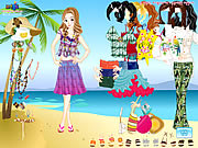 Miami Beach Dressup games